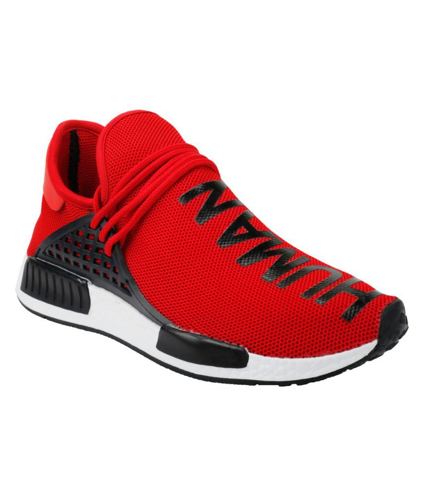 reputable site 4131f 34080 Vostro HUMAN RACE Outdoor Red Casual Shoes
