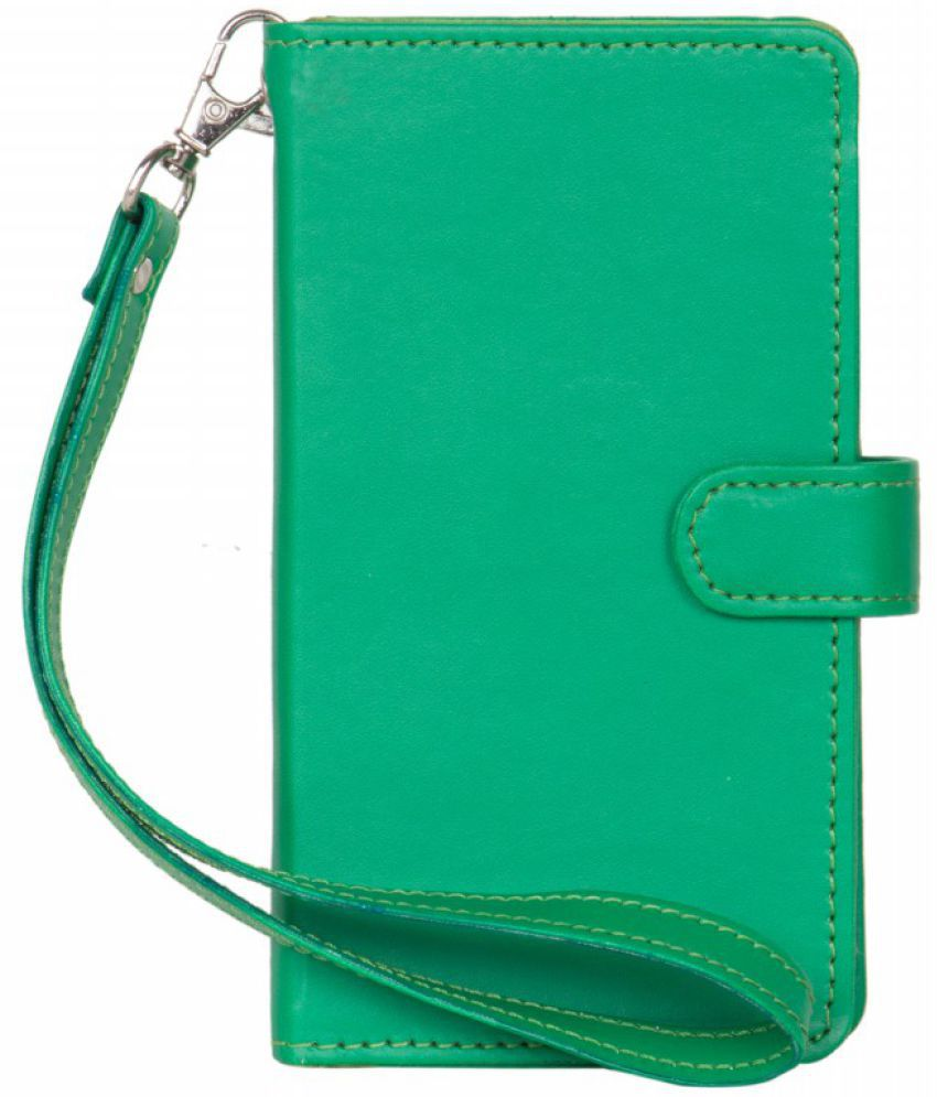 Alcatel Idol Ultra Holster Cover by Senzoni - Green
