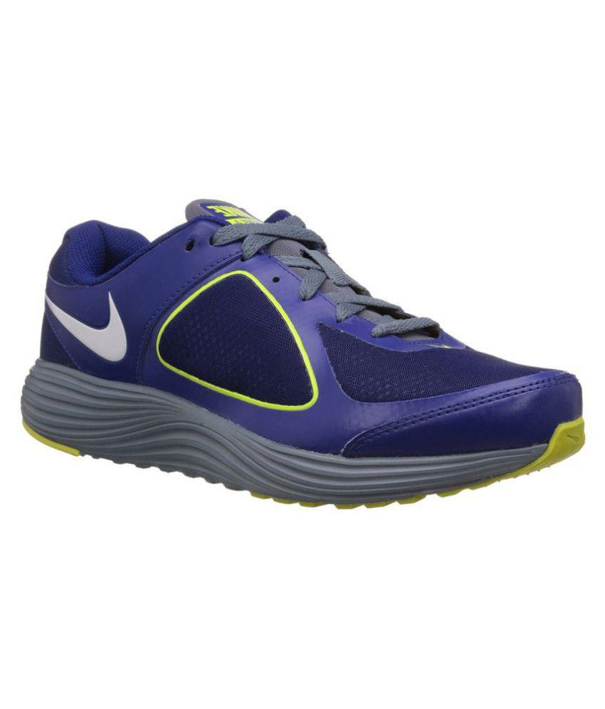 Nike Emerge 3 Running Shoes Blue - Buy Nike Emerge 3 Running Shoes Blue  Online at Best Prices in India on Snapdeal 1efec9facc
