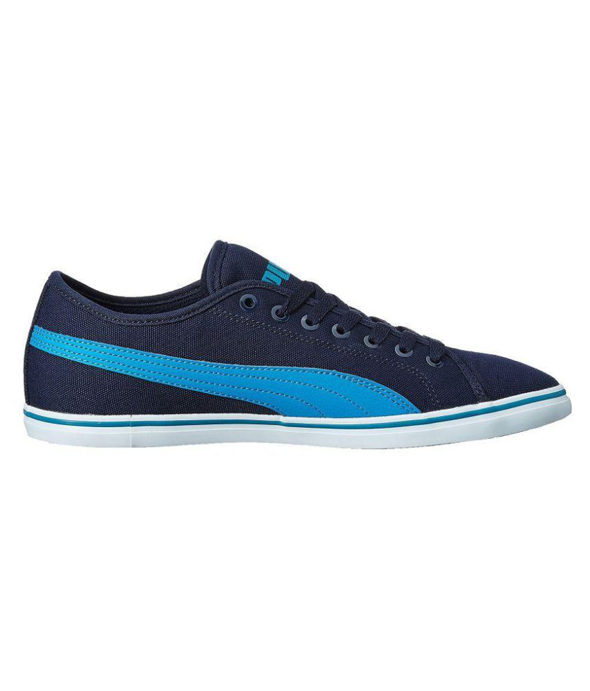 99f4b4787261 Puma Elsu V2 CV DP Sneakers Blue Casual Shoes - Buy Puma Elsu V2 CV ...