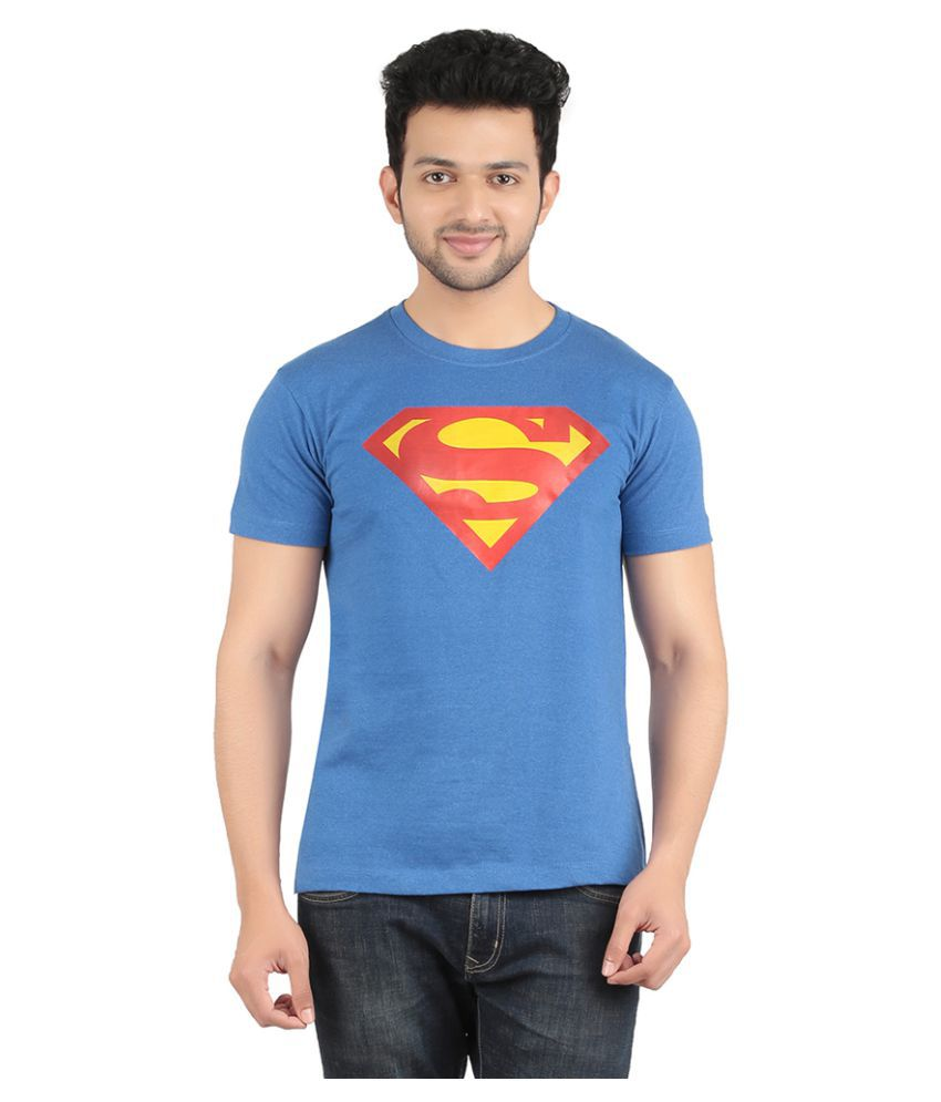 Indian Royals Blue Round T-Shirt