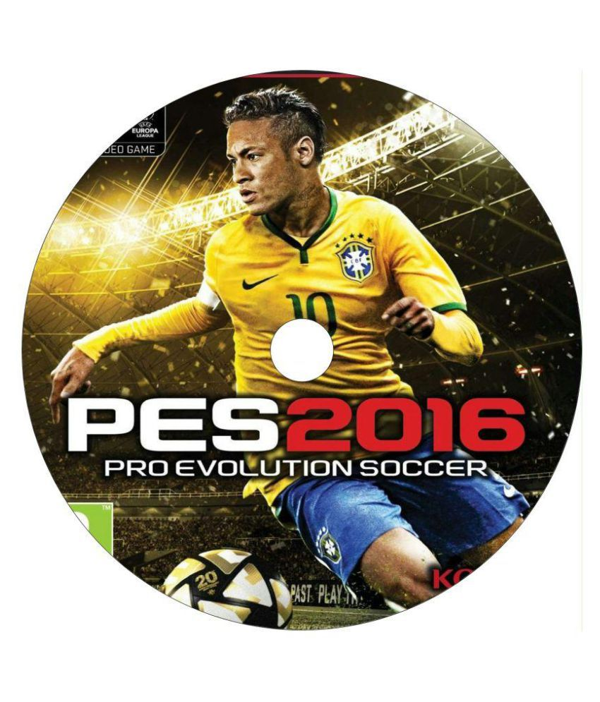 33348dc86f Buy PES 2016 - PC ( PC Game ) Online at Best Price in India - Snapdeal