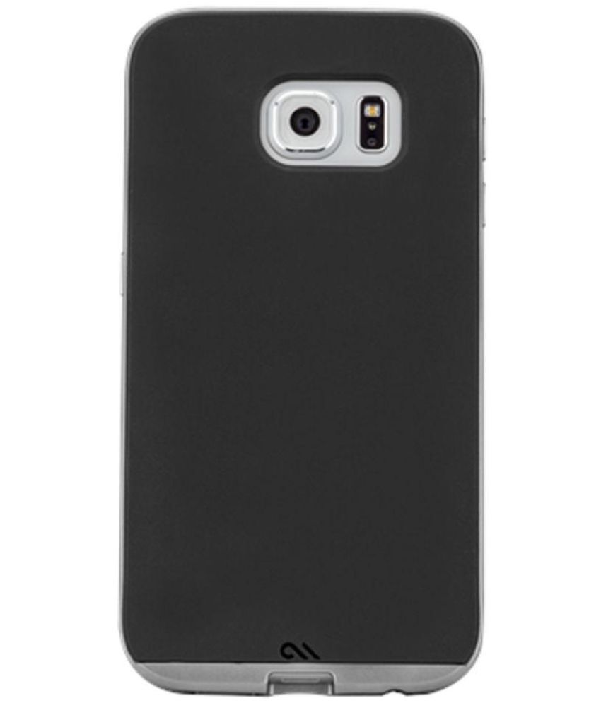 premium selection 31dd5 403cb Samsung Galaxy S6 Cover by Case-Mate - Black