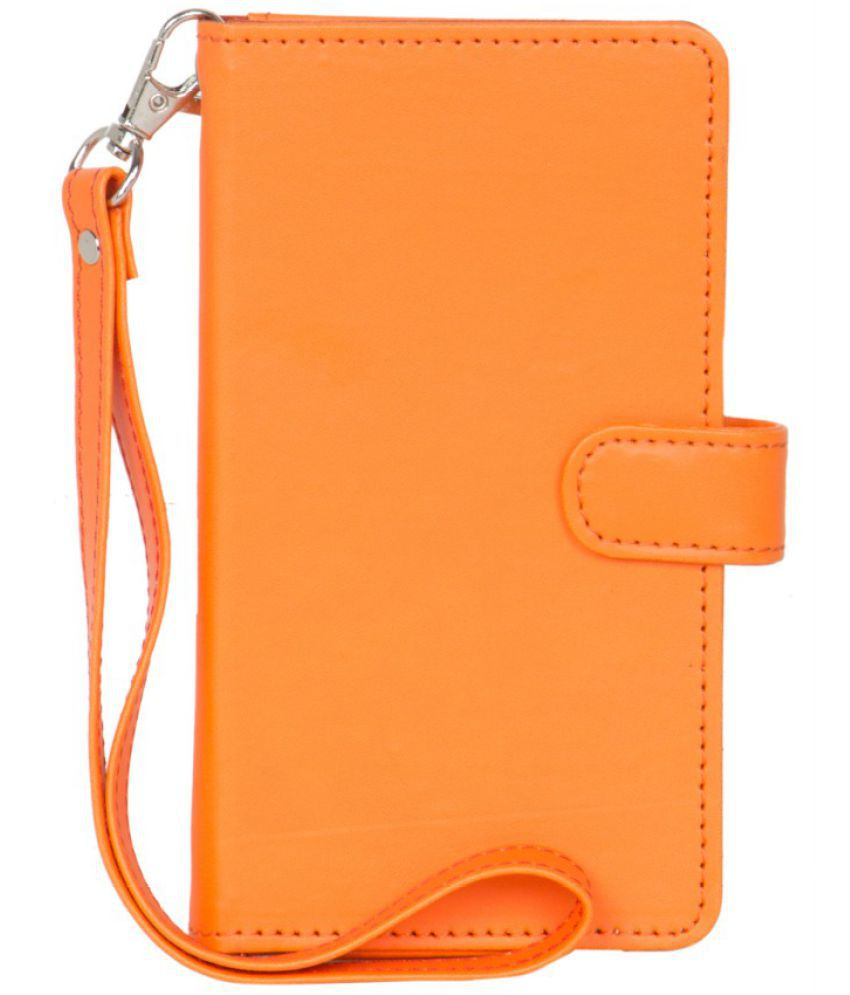 TCL Fit Holster Cover by Senzoni - Orange