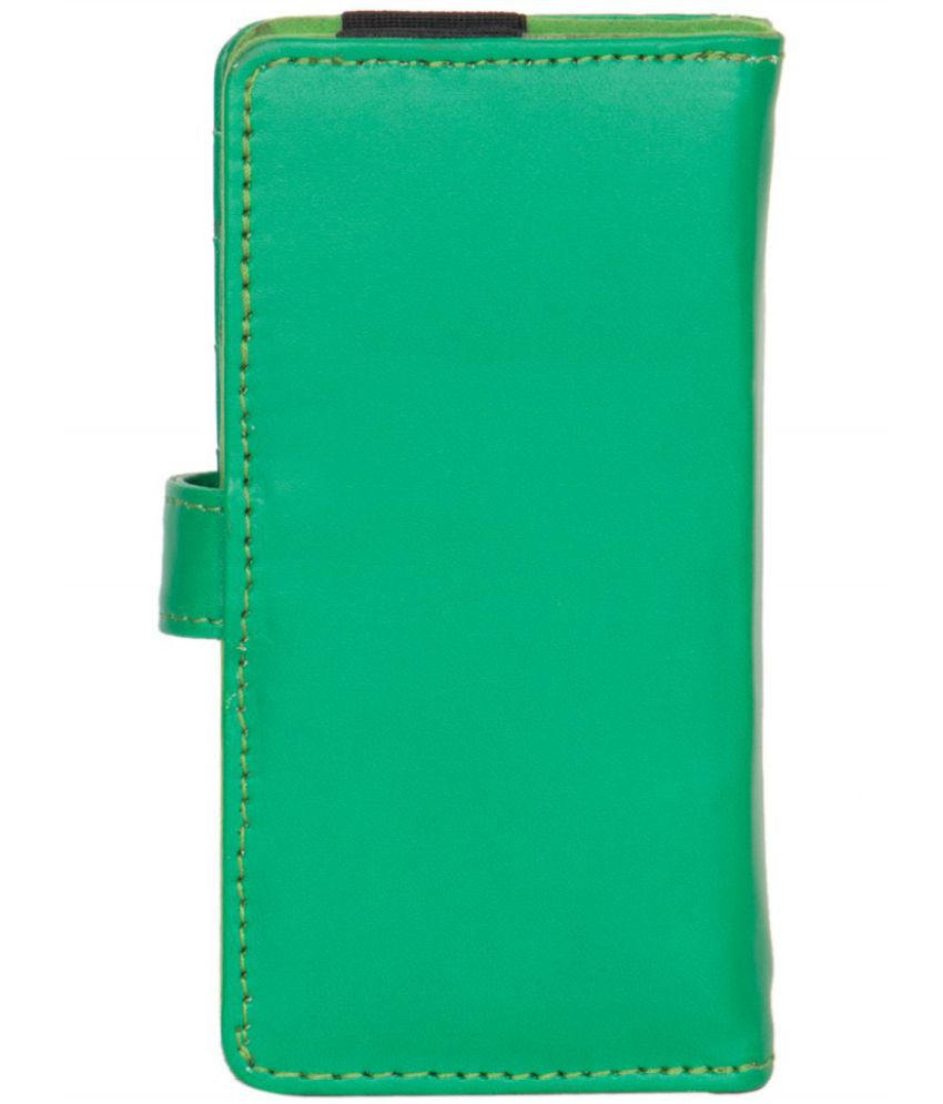 ... Vivo Y35 Holster Cover by Senzoni - Green