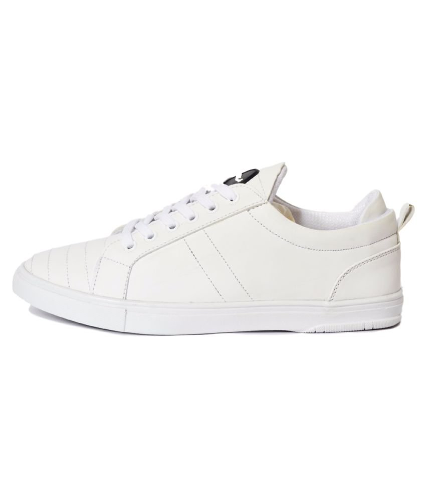 DOC Martin Sneakers White Casual Shoes DOC