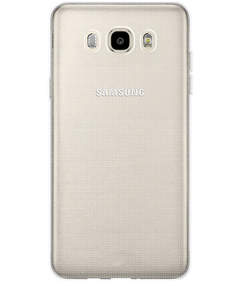 Samsung Galaxy J5 (2016) Cover by Red Knight - Transparent