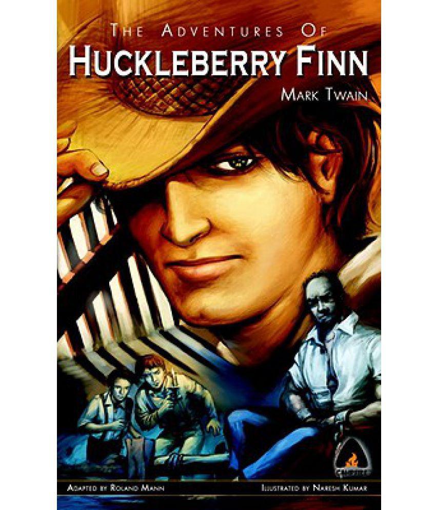 The Adventures of Huckleberry Finn: Buy The Adventures of Huckleberry Finn Online at Low Price