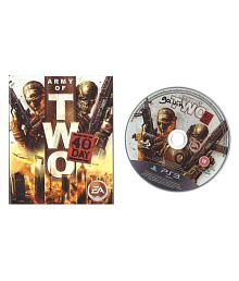 Gangwar Army Of Two (PS3)