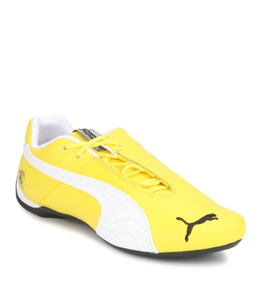 Puma Future Cat M1 Citi Yellow Casual Shoes - Buy Puma Future Cat M1 Citi  Yellow Casual Shoes Online at Best Prices in India on Snapdeal 70a530684