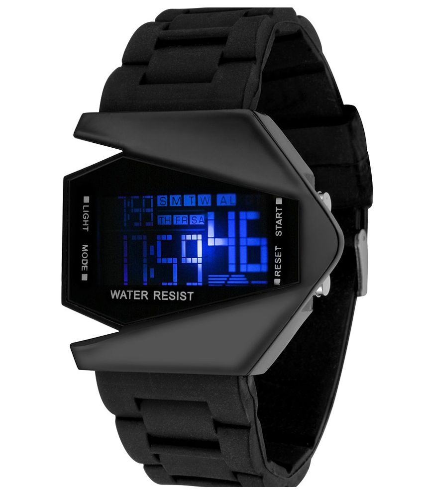 Skmei Black Strap Digital Watch - Buy Skmei Black Strap ...