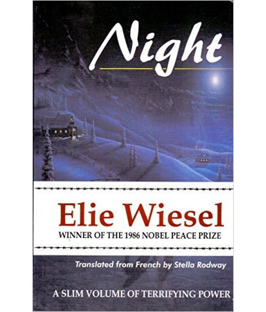 a review of night book by wiesel elie