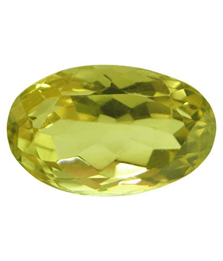 4.99 ct. / 5.54 Ratti PURE & IIGS CERTIFIED CITRINE (SUNHELLA) ASTROLOGICAL G...
