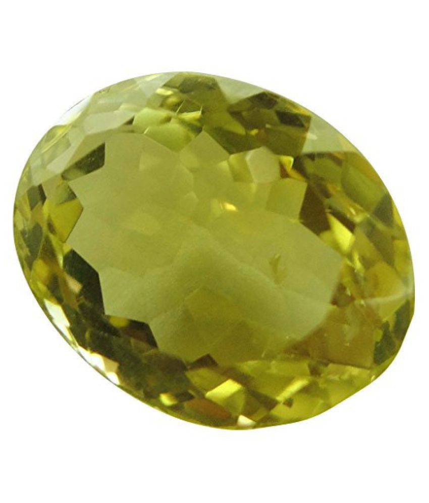 7.66 ct. / 8.51 Ratti PURE & IIGS CERTIFIED CITRINE (SUNHELLA) ASTROLOGICAL G...