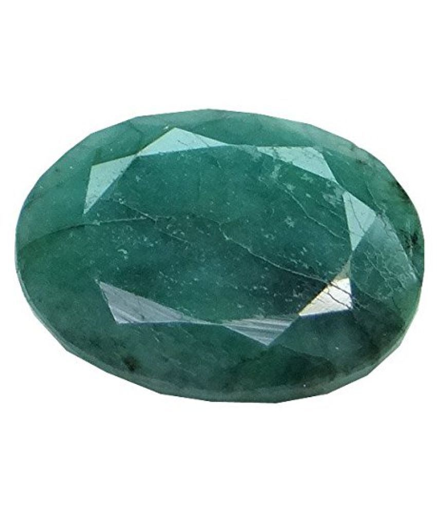 3.54 ct. / 3.93 Ratti PURE & IIGS CERTIFIED EMERALD (PANNA) ASTROLOGICAL GEMS...