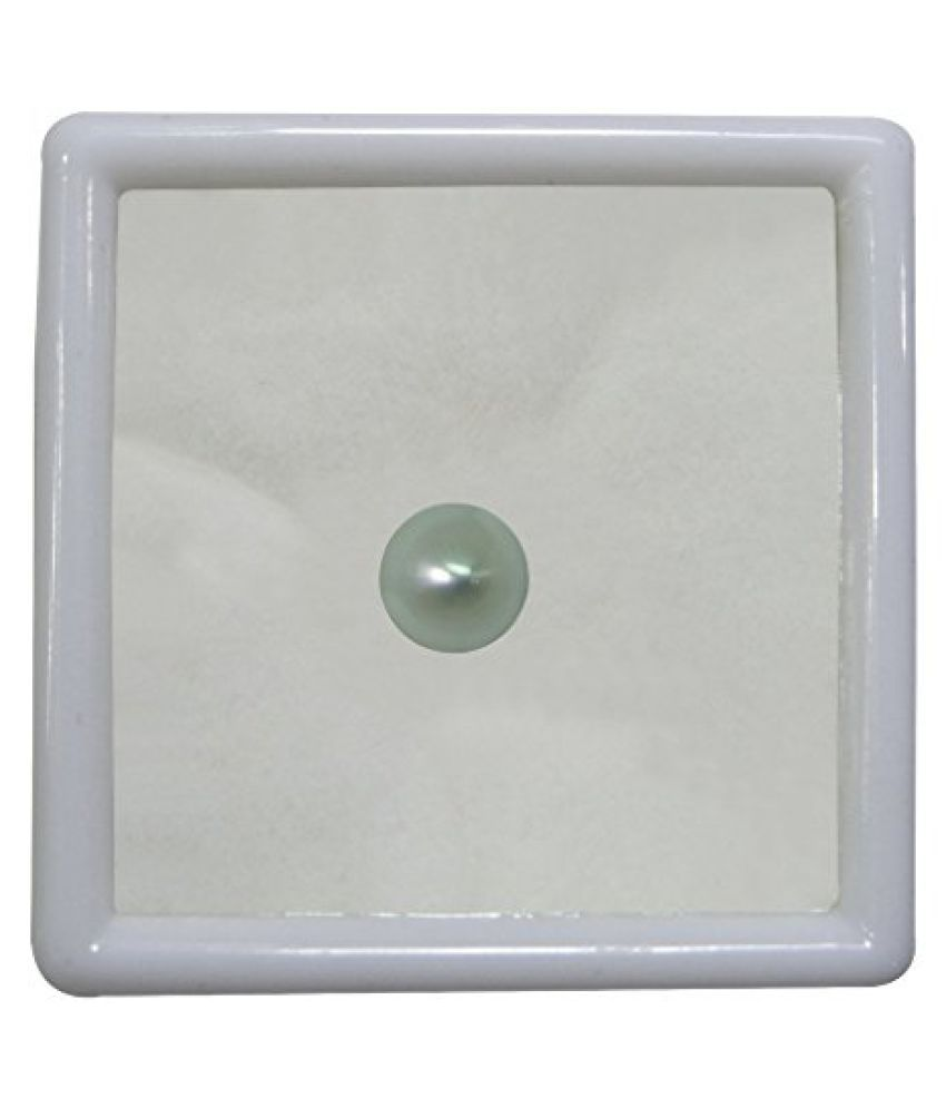 7.55 ct. / 8.39 Ratti PURE & IIGS CERTIFIED PEARL (MOTI) ASTROLOGICAL GEMSTON...