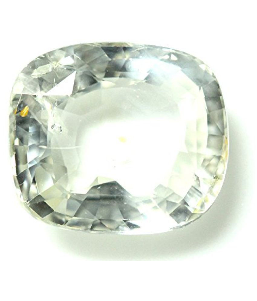 LOOSE 100% NATURAL & CERTIFIED 7.54 ct. YELLOW SAPPHIRE BIRTHSTONE BY ARIHANT GEMS & JEWELS