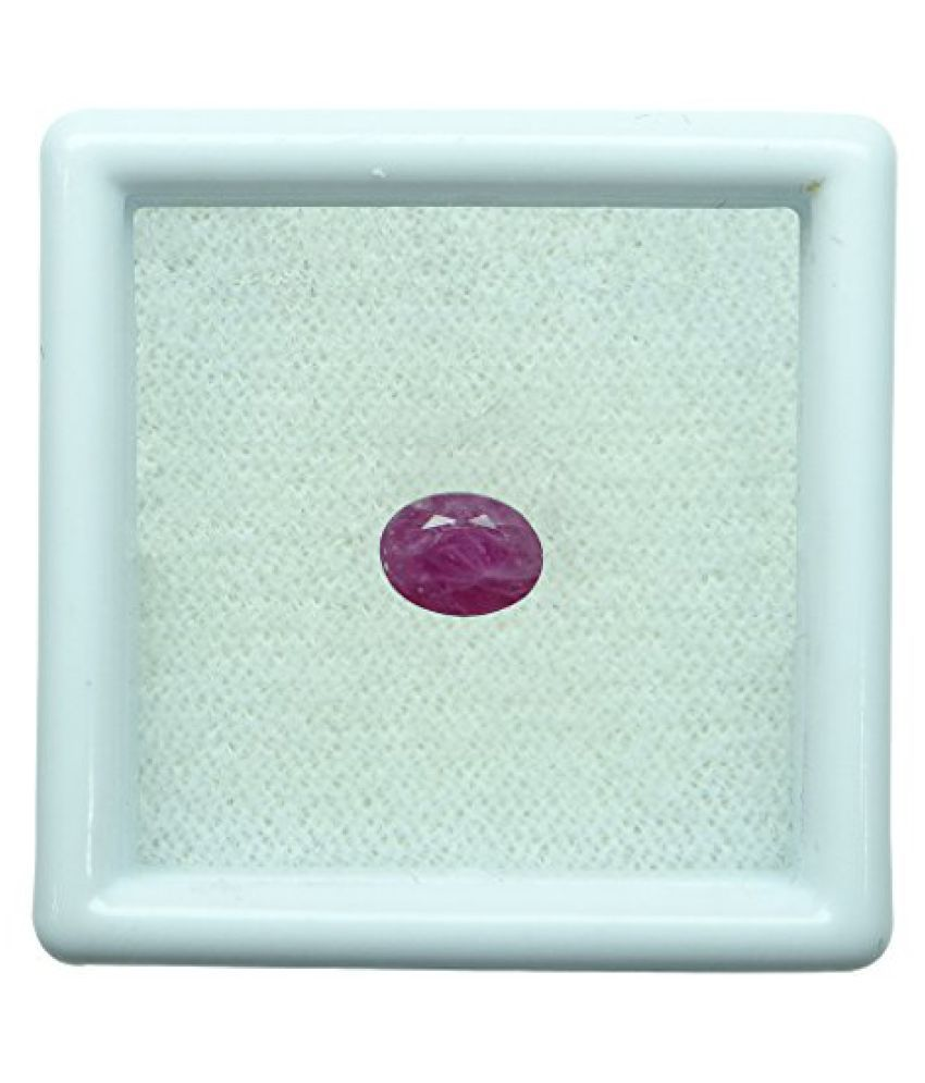 2.00 ct. / 2.22 Ratti BURMESE NATURAL & IIGS CERTIFIED RUBY (MANIK) ASTROLOGI...
