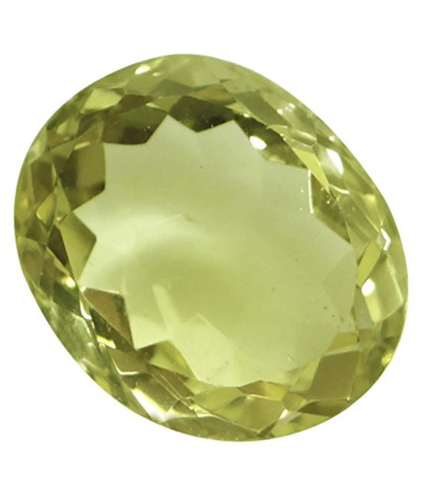 5.53 ct. / 6.14 Ratti PURE & IIGS CERTIFIED CITRINE (SUNHELLA) ASTROLOGICAL G...
