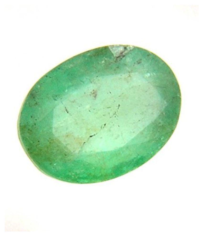 4.25 Ratti Certified natural Emerald Gemstone