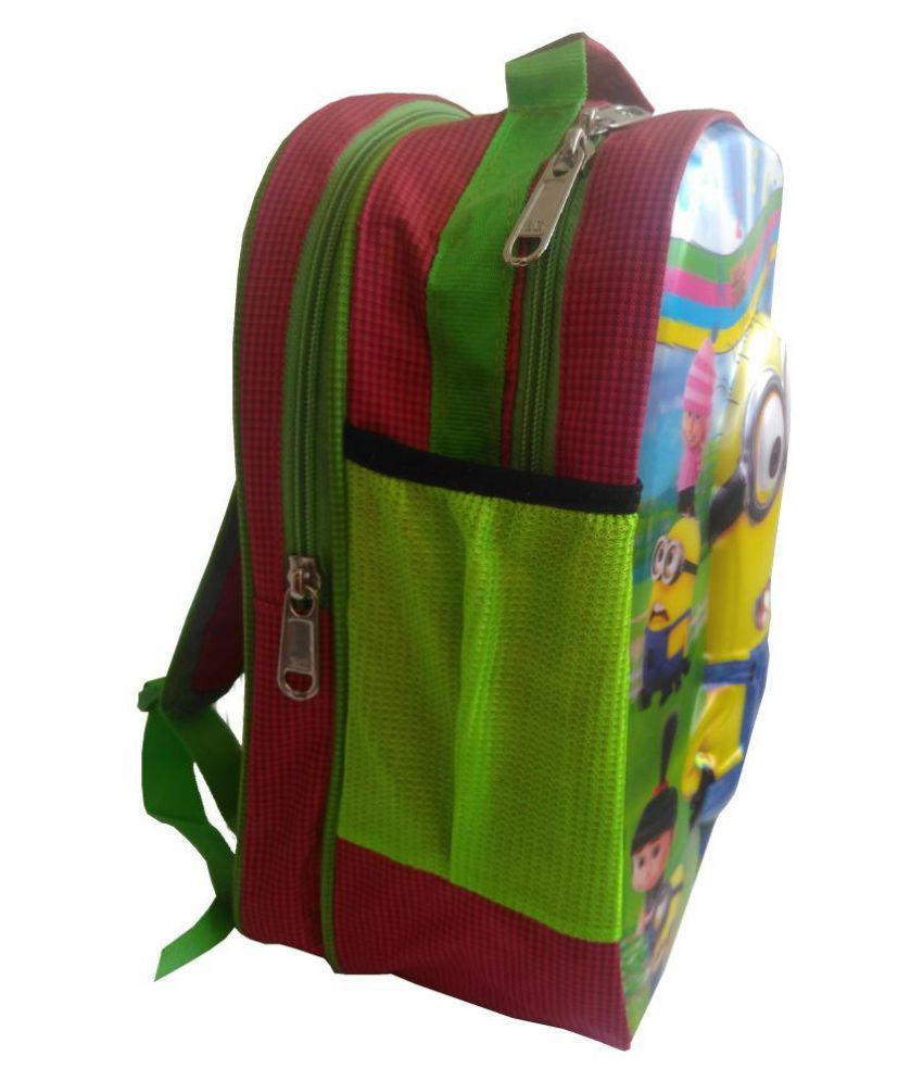 edc82150365a Decent Style Bags Red Backpacks - Buy Decent Style Bags Red ...