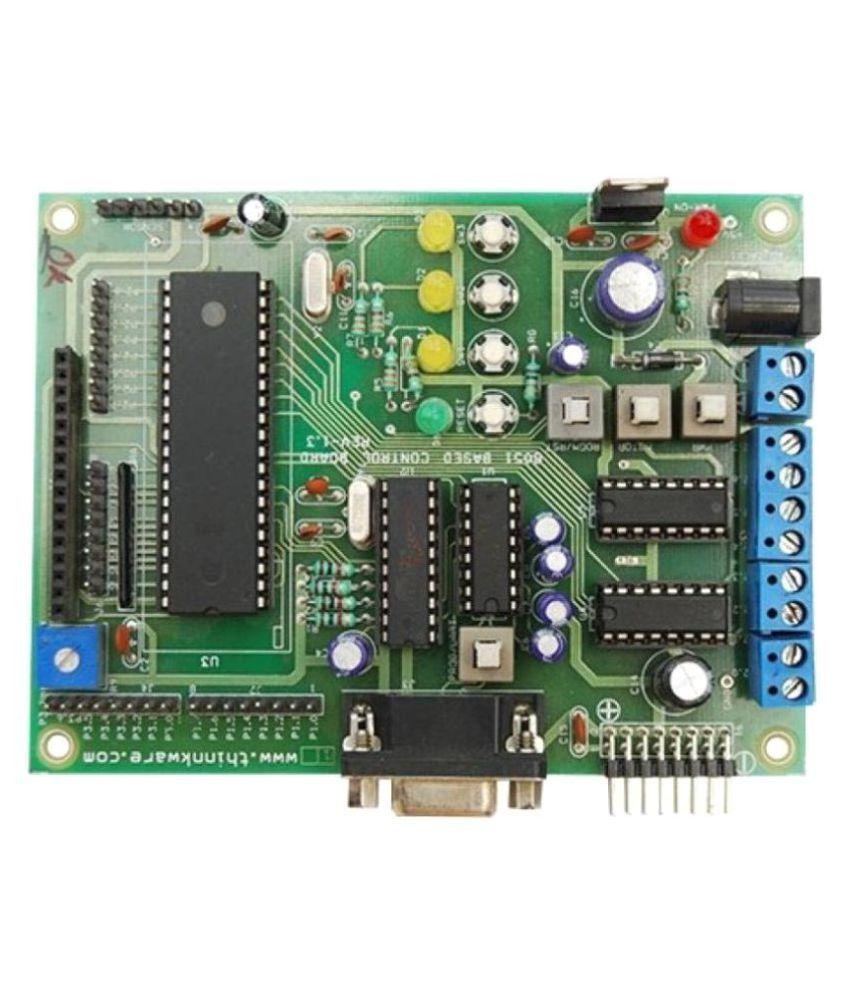 Thinnk Ware Multicolor 8051 Development Board Buy Programmer Circuit
