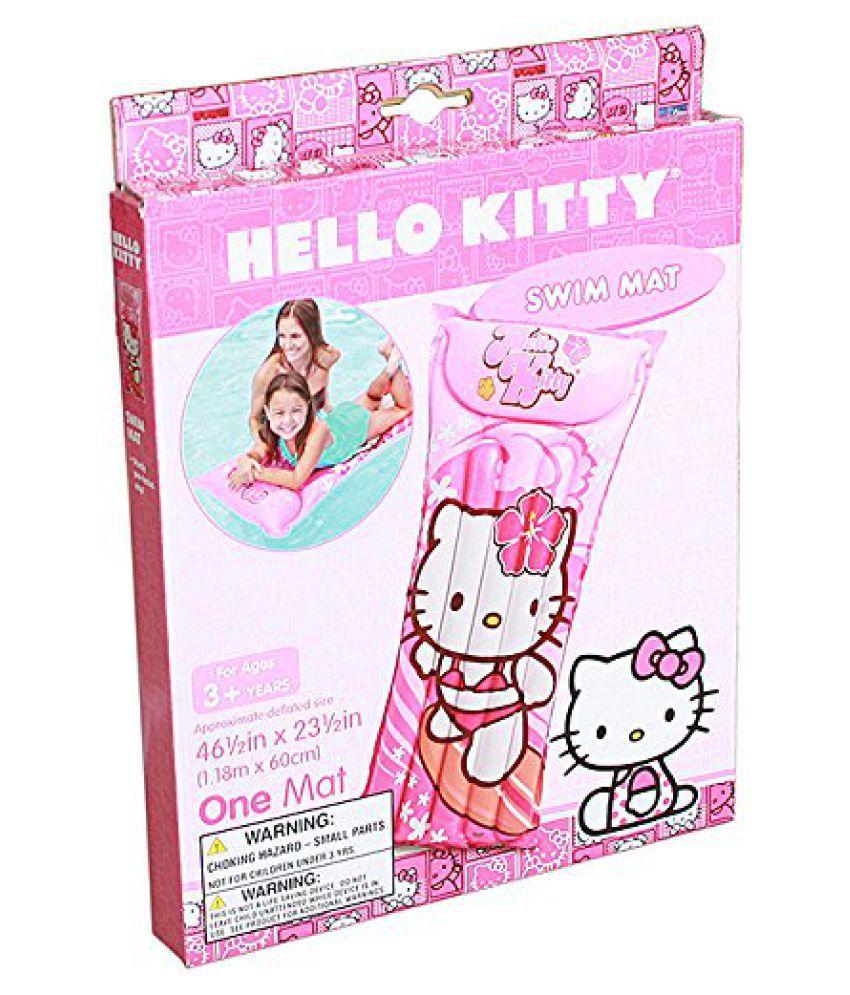 ceaac6111 Intex Hello Pool Kitty Float - Buy Intex Hello Pool Kitty Float Online at  Low Price - Snapdeal