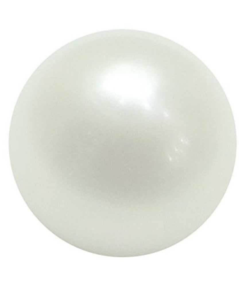 PEARL 8.14 ct. / 9.04 Ratti PURE & IIGS CERTIFIED PEARL (MOTI) ASTROLOGICAL GEMSTONE BY ARIHANT GEMS AND JEWELS