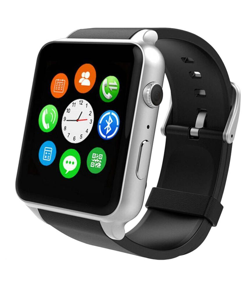 ae6e95c1b8b Incell Apple iPhone 6 Smart Watches Black - Wearable   Smartwatches ...