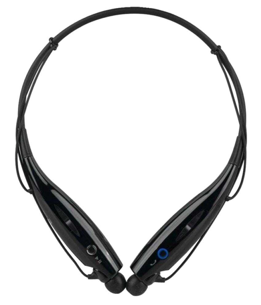 Shanice HBS730 Wireless Bluetooth Headphone Black