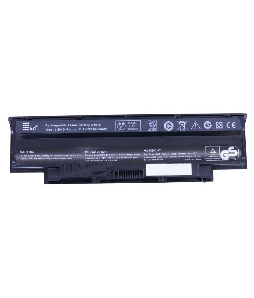 4d Impex Laptop battery Compatible For Dell 4d-DELL-VSTR-1550-9CLB