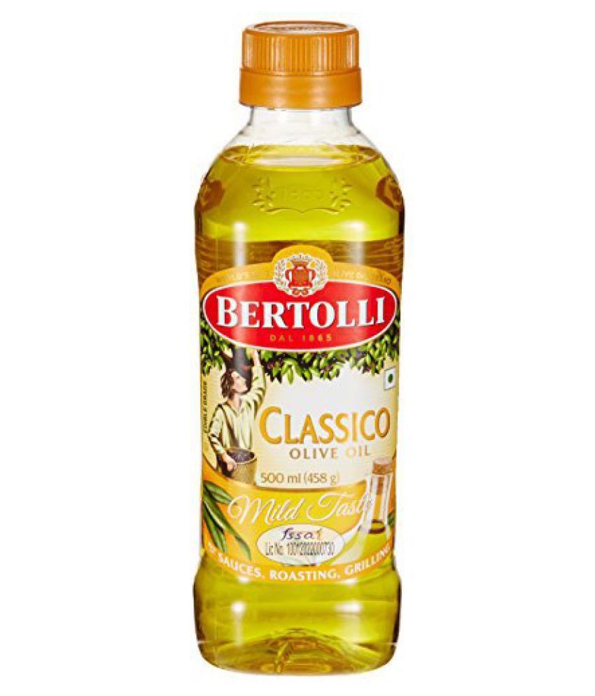Bertolli Classico Olive Oil Mild Taste, 500 ml: Buy Bertolli