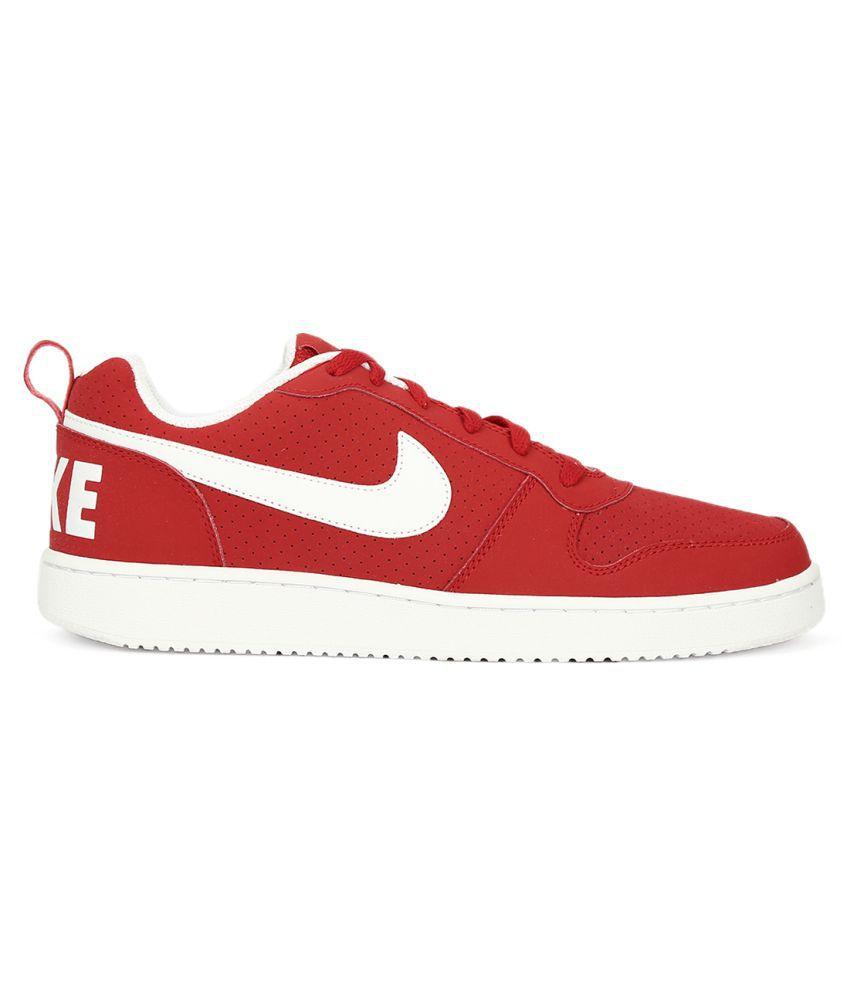 Nike Court Borough Court Bajo Rojo Zapatos Casuales Comprar Nike Court Borough Borough Bajo dfcd06