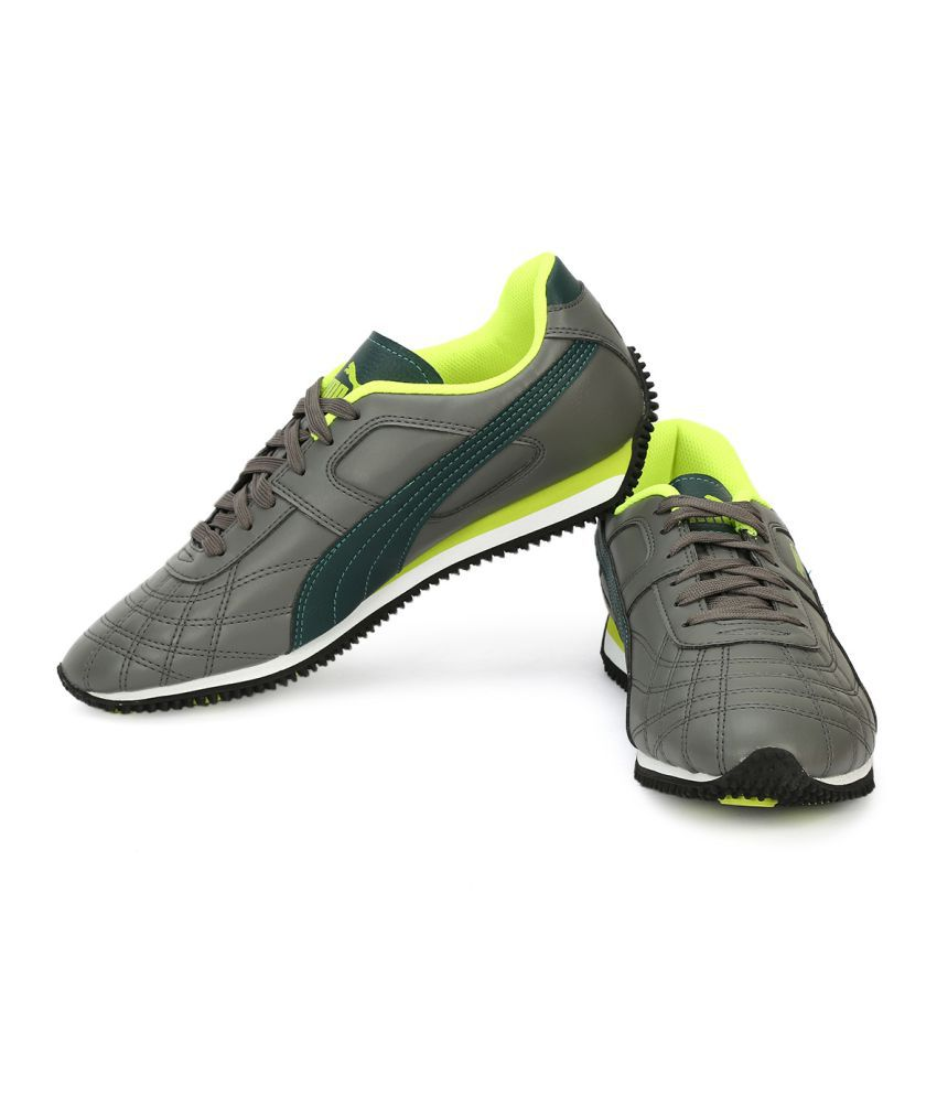 hot sale online for whole family amazing price Puma Mexico DP Gray Casual Shoes