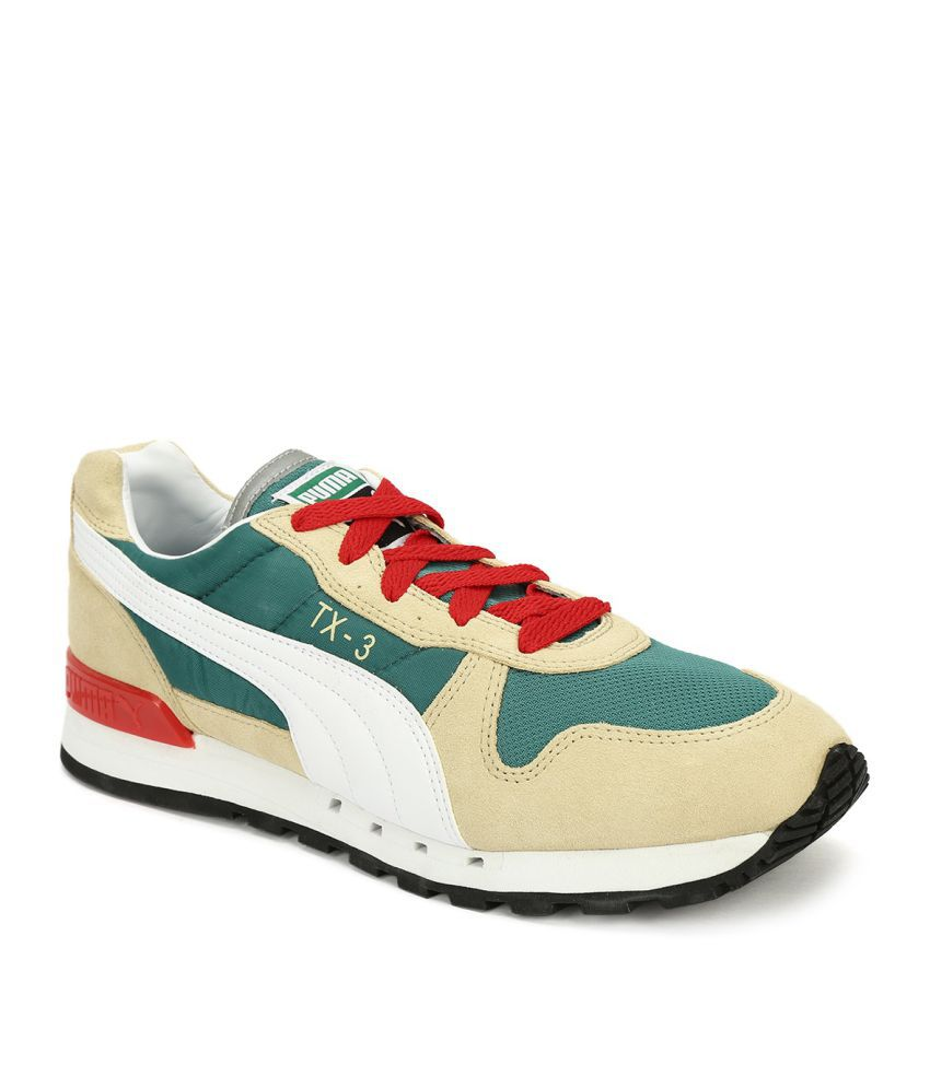 Puma TX-3 IDP White Casual Shoes - Buy Puma TX-3 IDP White Casual Shoes  Online at Best Prices in India on Snapdeal a4b79d7a27f