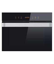 Glen Above 32 Litres LTR GL 658 Touch Built-in Oven Black