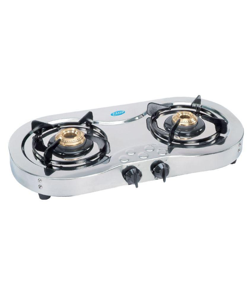 intrepid 2 gas stove manual