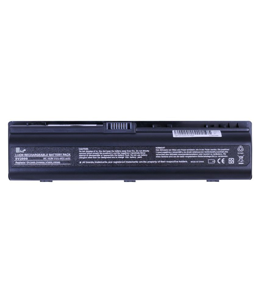 4d Impex Laptop battery Compatible For HP DV2140BR-6CLB