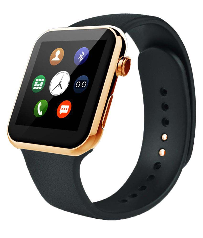 Estar Redmi Note 3 Smart Watches Black available at SnapDeal for Rs.5199