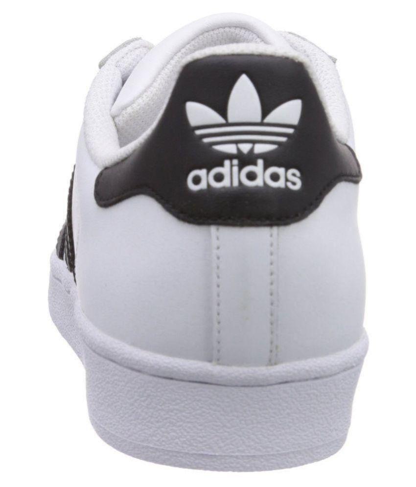 ... Adidas Superstar White Running Shoes ...