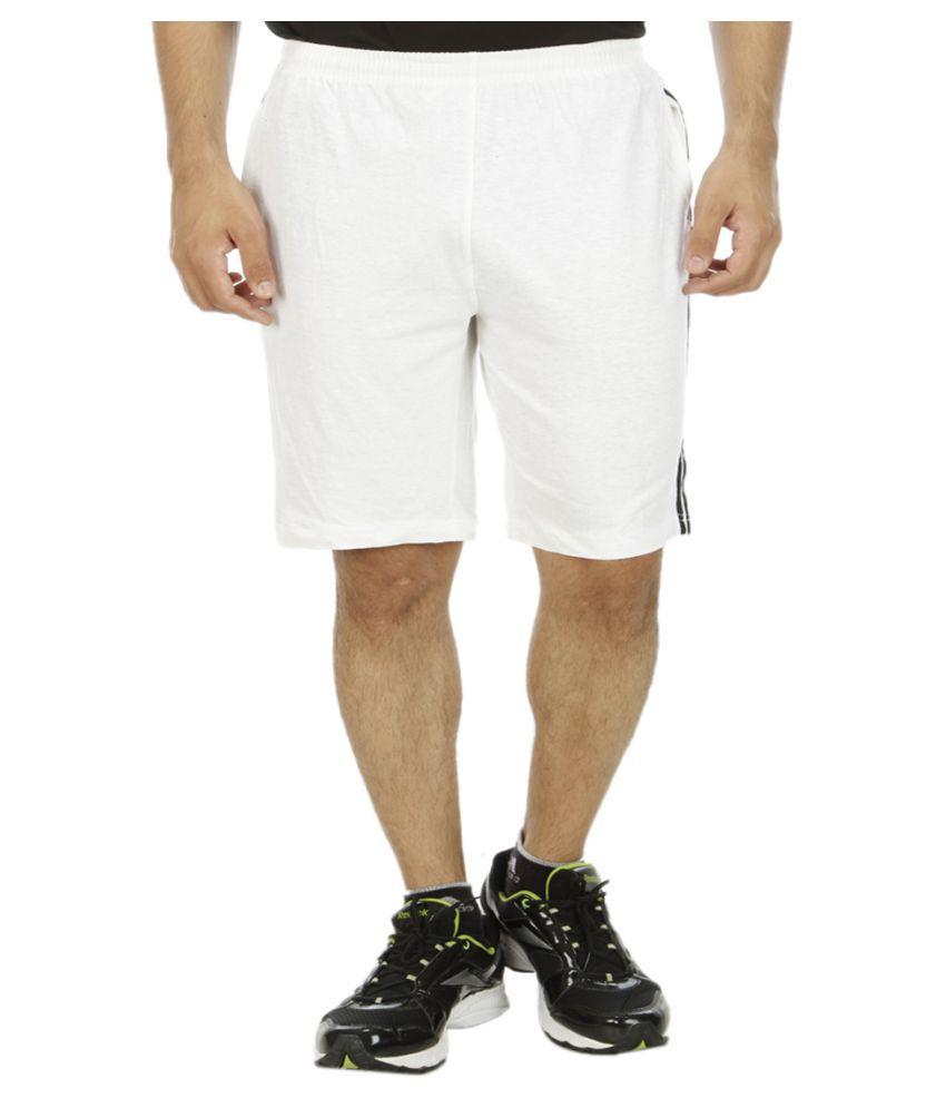 Kritika's World White Shorts