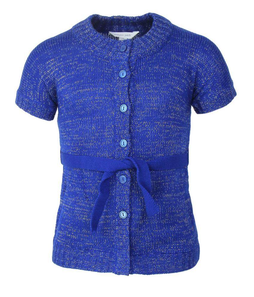 Pumpkin Patch G-Sweatshirts Blue