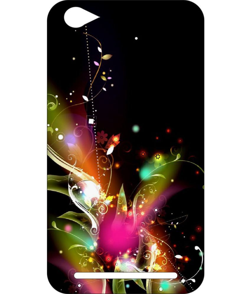 Micromax Vdeo 4 Q4251 Printed Cover By Go Hooked