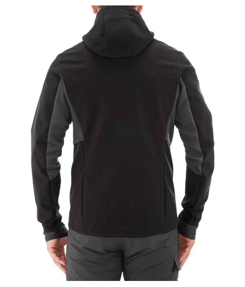 Quechua Windwarm 500 Men S Softshell Hiking Jacket Buy Online At