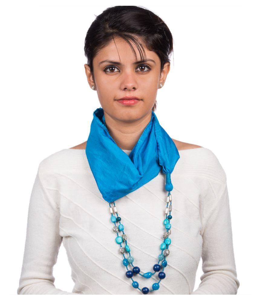 Feminin Turquoise Scarves