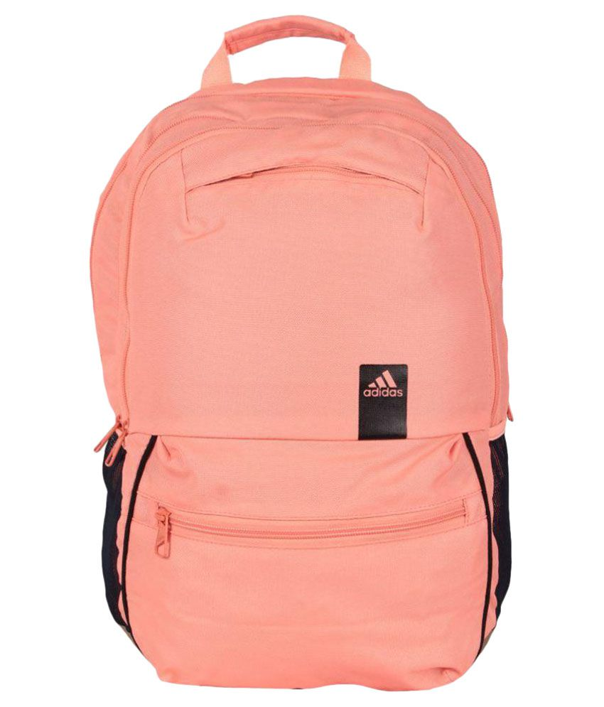 Adidas Peach Backpack