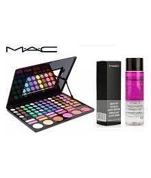 Mac Cosmatics 78 Shades All In One Makeup Kit 150 Gm