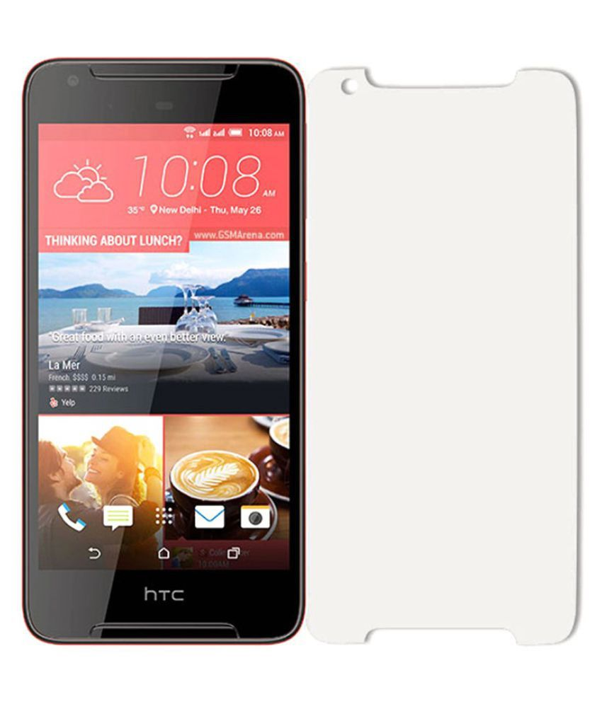 HTC Desire 628 Tempered Glass Screen Guard By RKA