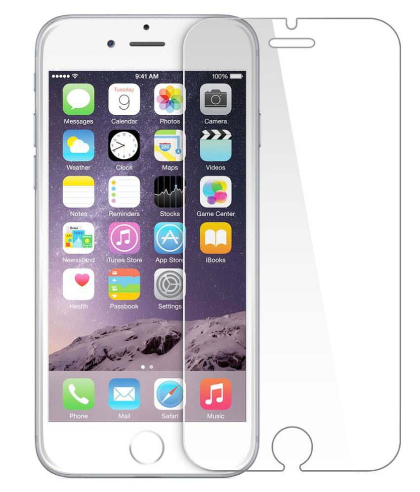Apple iPhone 6S Tempered Glass Screen Guard By RKA