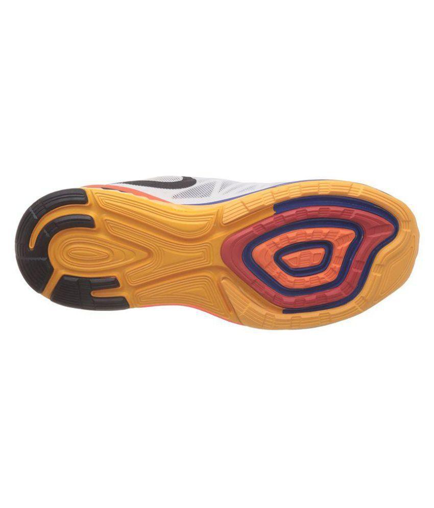 401ab5f16b83 Nike 6 0 Lunarglide 6 White Running Shoes - Buy Nike 6 0 Lunarglide ...